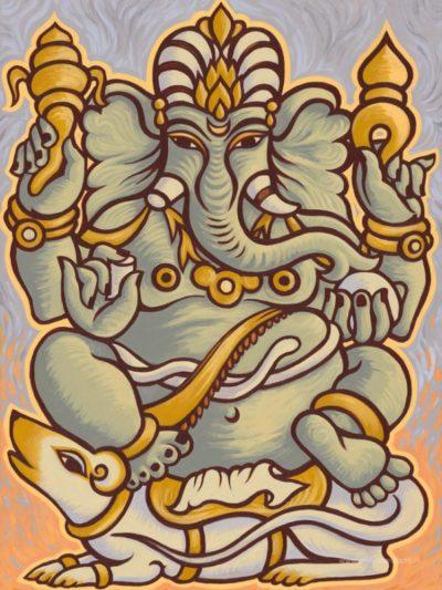Ganesha - bewaker van je ruimte