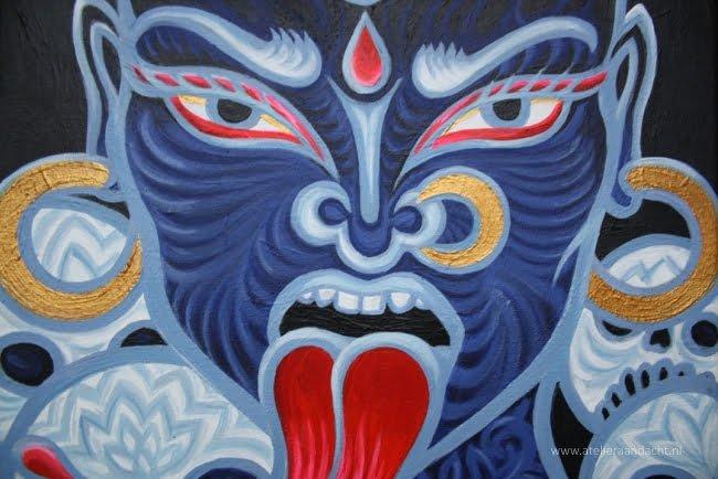 Kali - Atelier Aandacht, 2012