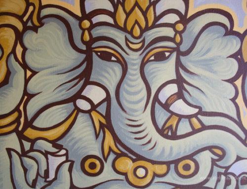 7 redenen om van Ganesha je huisgenoot te maken