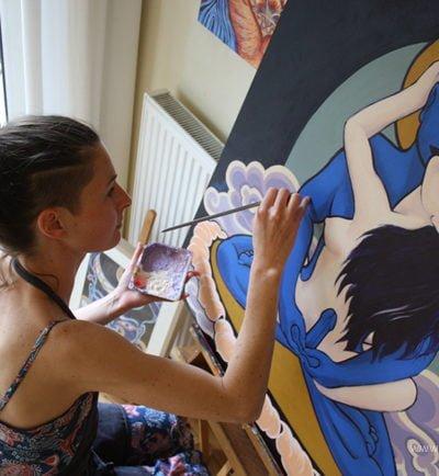 Atelier Aandacht Marije Oostindie