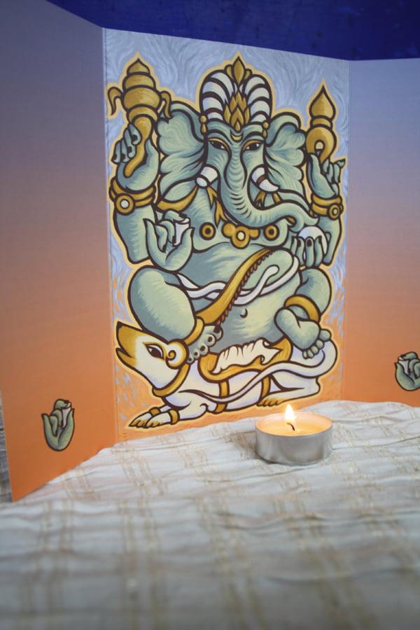 Ganesha voor op je huisaltaar