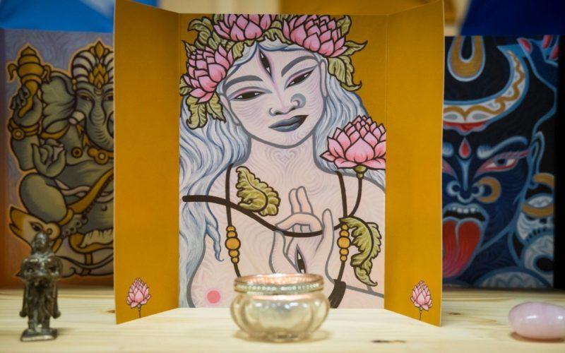 Home & Travel Altars - Atelier Aandacht