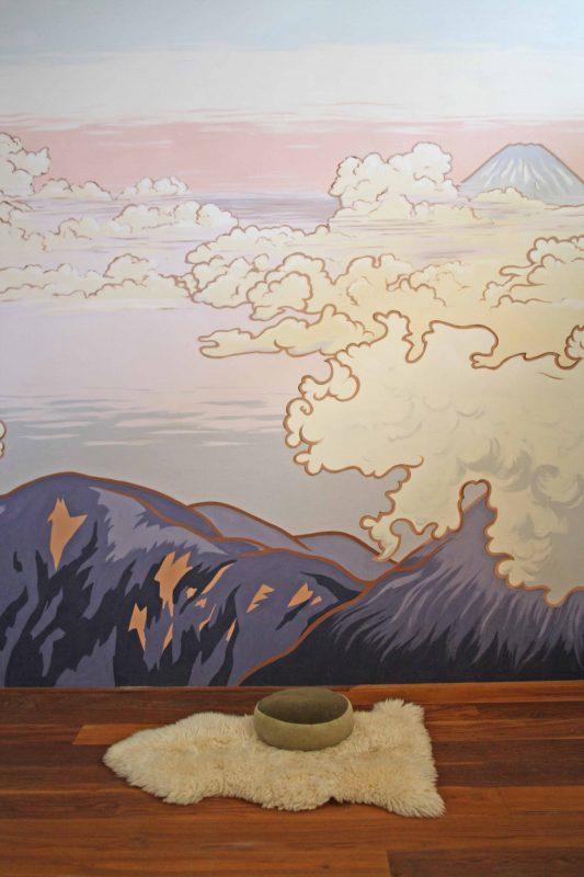 meditatieruimte door Atelier Aandacht