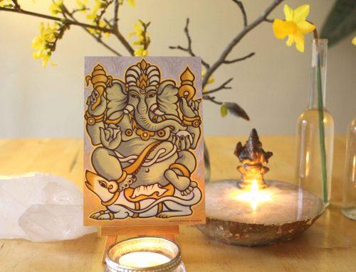 Atelier Aandacht's goden en godinnen bij jou thuis
