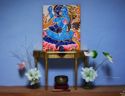 Hoe Shakti & Shiva ieder moment opnieuw het universum creëren (en onszelf!)