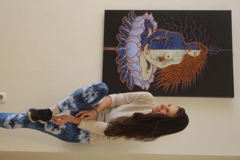 Marije Oostindie, Tantrika en kunstenaar @ Atelier Aandacht